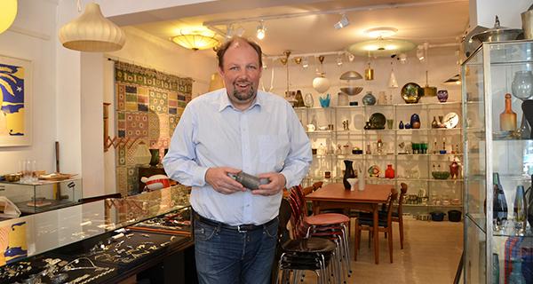 Zimmerdahl 20th Century Design & Antiques, Krafts Torg, Lund