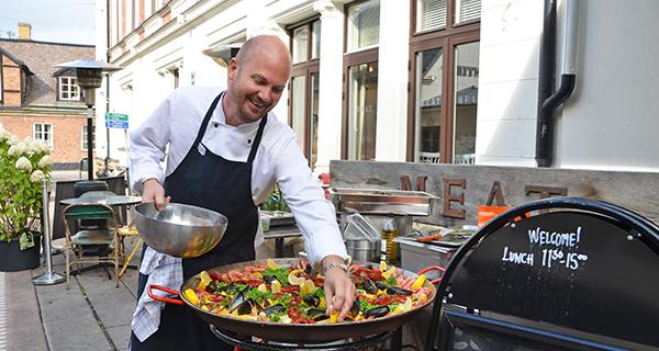 Meat Grill, Kattesund